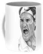 Intensity Federer Coffee Mug