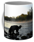 Interesting Mississippi River Dawn Coffee Mug