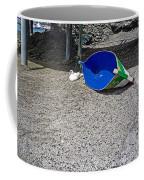 Interior Blue Coffee Mug