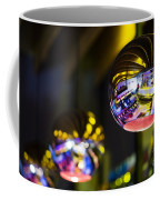 Interior Design Detail In Modern Trendy Bar At Night Coffee Mug