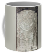 Interior Of Saint Pauls Cathedral Coffee Mug