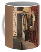 Interior Of The Artist's Studio Coffee Mug