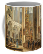 Interior Of The Franciscan Church Salzburg Coffee Mug