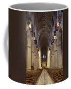 Interior Of The National Cathedral Coffee Mug