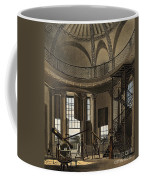 Interior Of The Radcliffe Observatory Coffee Mug