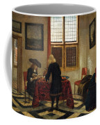 Interior Scene Coffee Mug