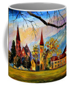 Interlaken Switzerland Coffee Mug