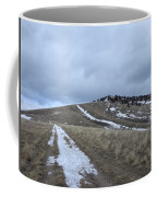 Intermittent Path Coffee Mug