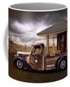 International Explosives Truck Coffee Mug