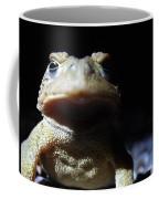 Interrogation Of A Toad Coffee Mug