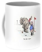 Interrupting Concentration Coffee Mug