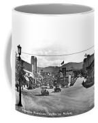 Intersection Of Alvarado And Calle Principal St.s, Monterey Circa 1940 Coffee Mug