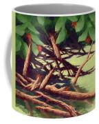 Interwoven Worlds Coffee Mug