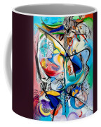 Intimate Glimpses - Journey Of Life Coffee Mug