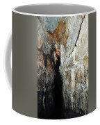 Into Crystal Cave Coffee Mug