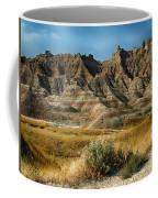 Into The Badlands South Dakota Coffee Mug