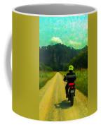 Into The Bluffs Coffee Mug