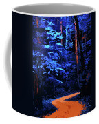 Into The Forest Of Night Coffee Mug