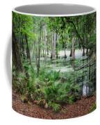 Into The Green Swamp Coffee Mug