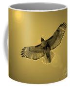 Into The Light - Sepia Coffee Mug