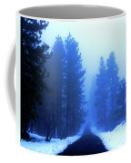 Into The Misty Unknown Coffee Mug