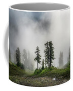 Into The Myst Coffee Mug