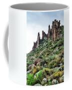 Into The Past Coffee Mug