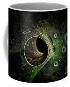 Into The Vortex Coffee Mug