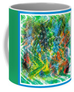 Intoxicating Peacock Coffee Mug