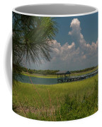 Intracoastal Water In Sullivan's Island South Carolina Coffee Mug