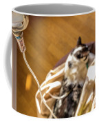 Intravenous Drip Cat Coffee Mug