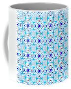 Intricate Geometric Pattern Coffee Mug