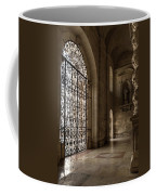 Intricate Ironwork - Lacy Wrought Iron Gates Coffee Mug