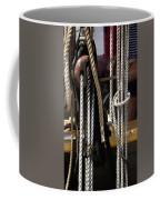 Intricate Rigging Coffee Mug