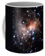 Intricate Structures In Interstellar Coffee Mug by ESA and nASA