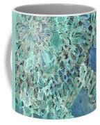 Intuition Unraveled Deep Ocean Coffee Mug