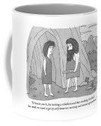 Inventing Agriculture Coffee Mug