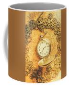 Invention Of Time Coffee Mug