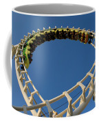 Inverted Roller Coaster Coffee Mug