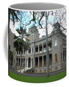 Iolani Palace, Honolulu, Hawaii Coffee Mug