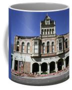 Watsonville I. O. O. F. Building Built In 1893  Damaged By The Loma Prieta Earthquake 1989 Coffee Mug