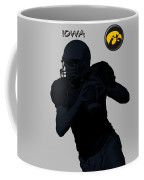 Iowa Football  Coffee Mug