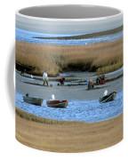 Ipswich River Clammers 2 Coffee Mug