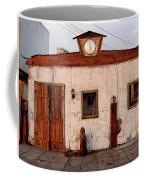 Iquique Chile Cantina Coffee Mug