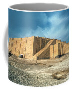 Iraq: Ziggurat In Ur Coffee Mug by Granger