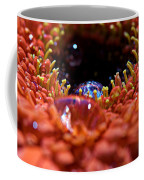 Iridescent Water Drops Coffee Mug