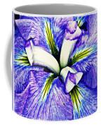 Iris 12 Coffee Mug
