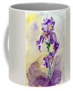 Iris 2 Coffee Mug