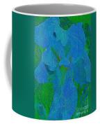 Iris Ageless Blossom  Coffee Mug