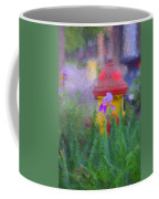 Iris And Fire Plug Coffee Mug